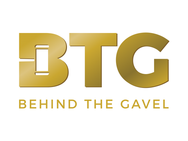 Behind the Gavel logo